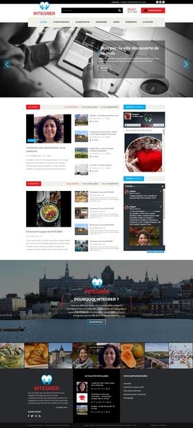 Site québécois œuvrant dans la facilitation de l'intégration d'étrangers au Québec