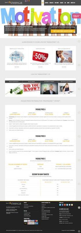Low cost translations™ Ltd, Agence de traduction d'excellente qualité et en toutes les langues
