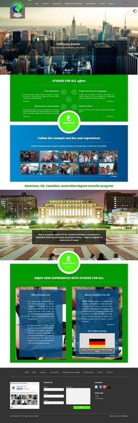 Studies For All, centre agréé à la promotion académique